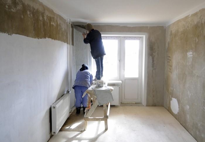 В процессе ремонта не всегда получается все предугадать.