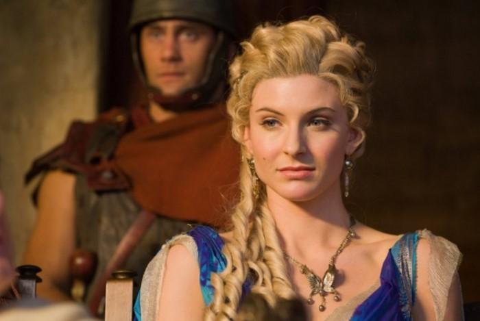 Римляне обожали блондинистых, русых и рыжих женщин / Фото:mtdata.ru