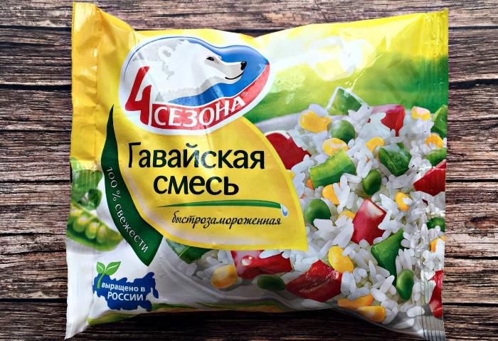Если хотите приготовить рис с овощами, купите ингредиенты по отдельности / Фото: irecommend.ru