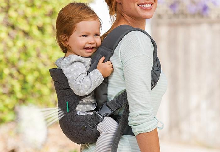 Кенгуру помогает освободить мамам руки и заняться бытовыми делами / Фото: ae01.alicdn.com