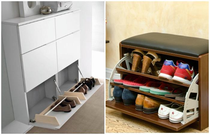 Не обязательно покупать новую мебель, подойдет старый шкаф или сервант
