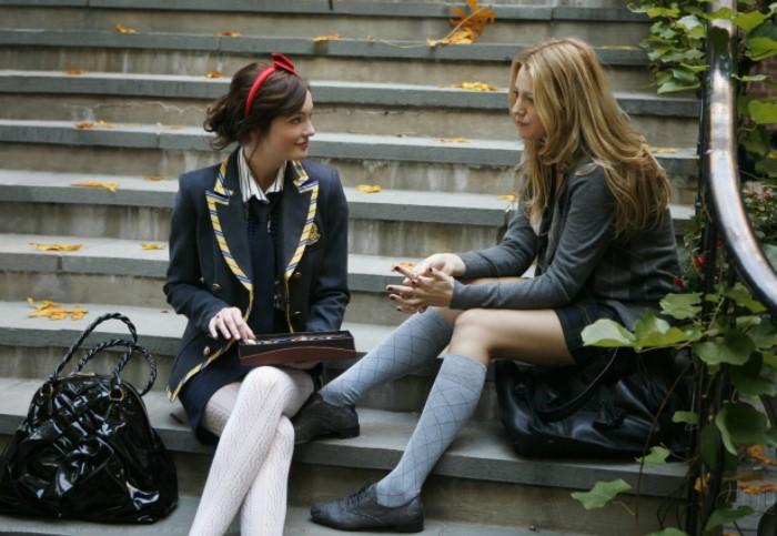 Вспомните американских тинейджеров, которые приходят в школу рано утром, чтобы просто «позависать» с друзьями до уроков / Фото: theplace2.ru
