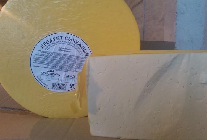 Сырный продукт не содержит полезных веществ / Фото: moskva.milknet.ru