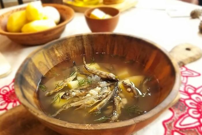 Раньше жидкое блюдо называли похлебкой, а супом оно стало только при Петре I / Фото:static.tildacdn.com