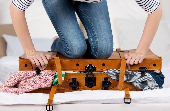 Сбор чемодана к отпуску - важное, но нервное дело