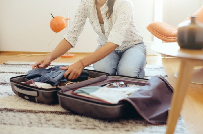 9 советов, как быстро упаковать чемодан по методике военных