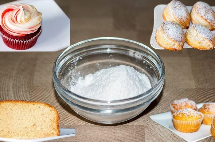 Сода используется для приготовления многих мучных изделий / Фото: sgushhenka.ru