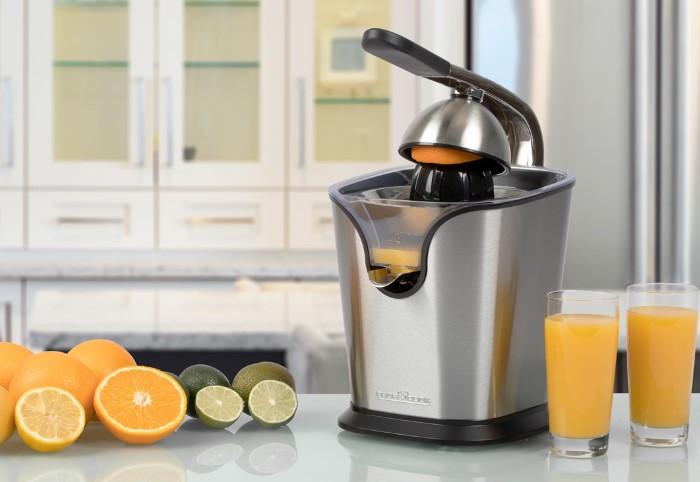 Выжимать сок быстрее, чем мыть устройство / Фото: restorator.pro