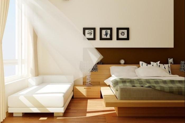 Проветривайте спальню каждый день, вне зависимости от погоды / Фото: domik.ua