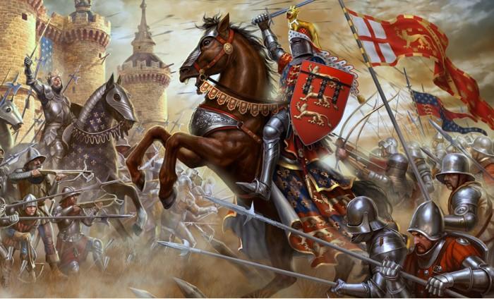 Во времена крестовых походов случались истории похлеще, чем в сериале «Игра престолов»
