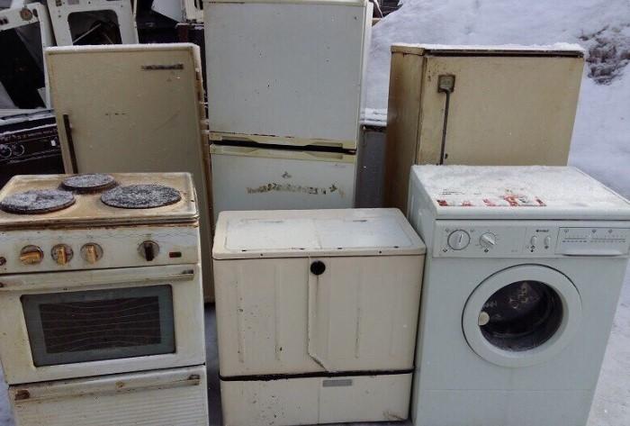Старые бытовые приборы потребляют намного больше электроэнергии / Фото: static.orgpage.ru