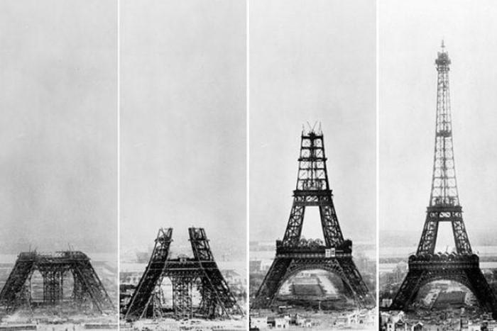 Конструкция увековечивала 100-летие со времен Французской революции и представляла страну как развитое государство / Фото: joinfor.ru