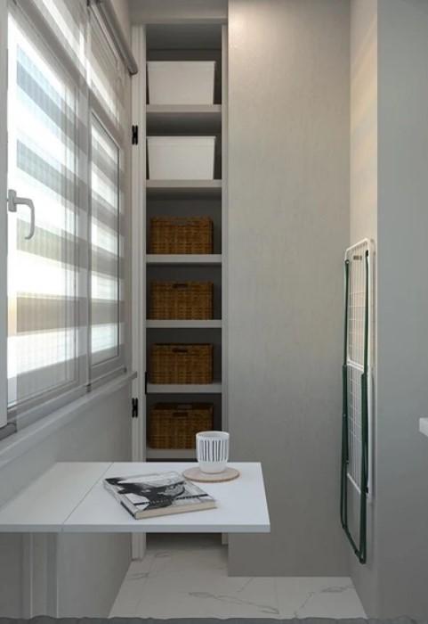 Сушилку можно прикрепить к стене или спрятать в шкаф / Фото: pinterest.ru