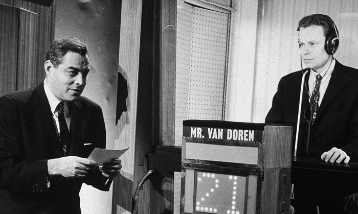 В 50-х годах в США популярной мошеннической схемой была фальсификация результатов ТВ-викторин / Фото: static.miraheze.org