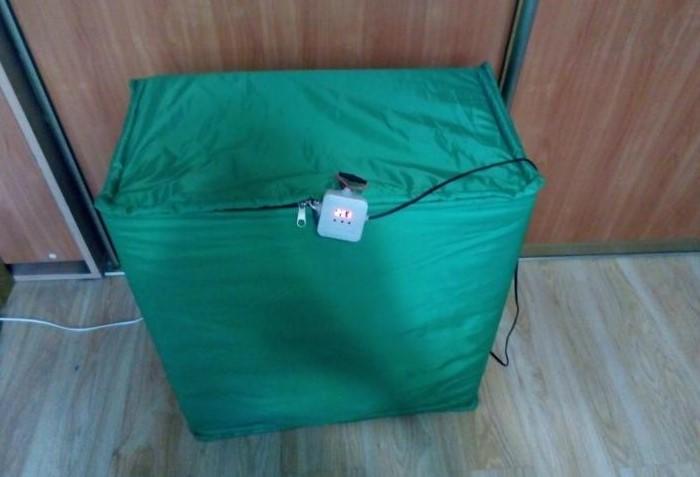 В термоконтейнере овощам не страшны даже сильные морозы / Фото: cache3.youla.io