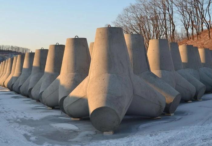 Конструкция напоминает четыре конусообразных луча / Фото: images.ru.prom.st