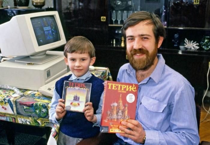 Компьютерную игру изобрел программист из СССР Алексей Пажитнов / Фото: cdn.finance101.com