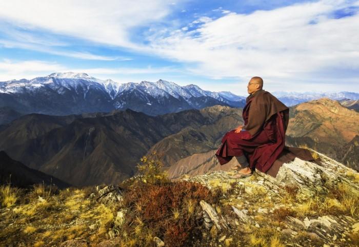 Тибет - одно из древнейших государств на территории Центральной Азии, его история насчитывает несколько тысячелетий / Фото: makddu.ru