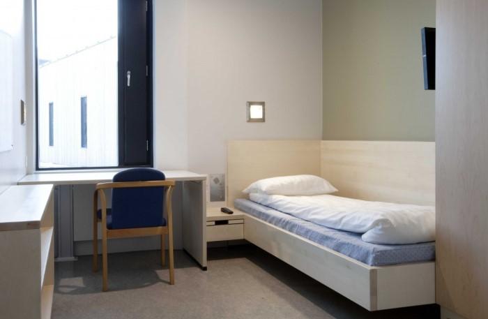 В некоторых тюрьмах даже комфортнее, чем на свободе