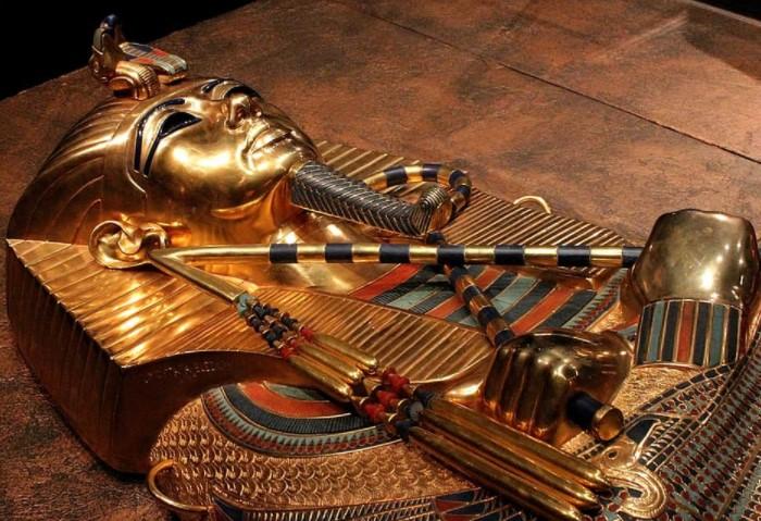 Египетский фараон Тутанхамон был женат на родной сестре / Фото: x.myfunnybar.ru