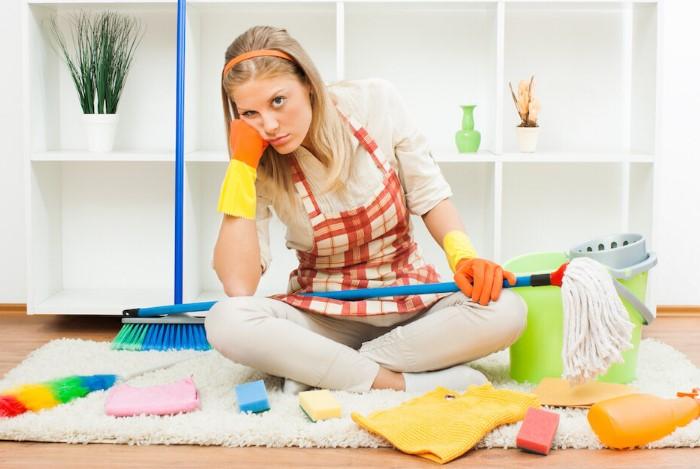 Чтобы избавиться от неприятного запаха, важно поддерживать чистоту / Фото: sm-news.ru