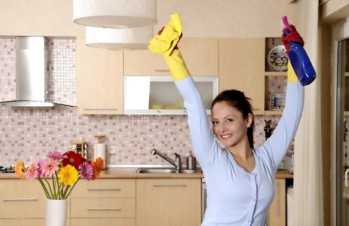 Одноразовая генеральная уборка не обеспечит ежедневную чистоту, важно поддерживать порядок / Фото: stanok.guru