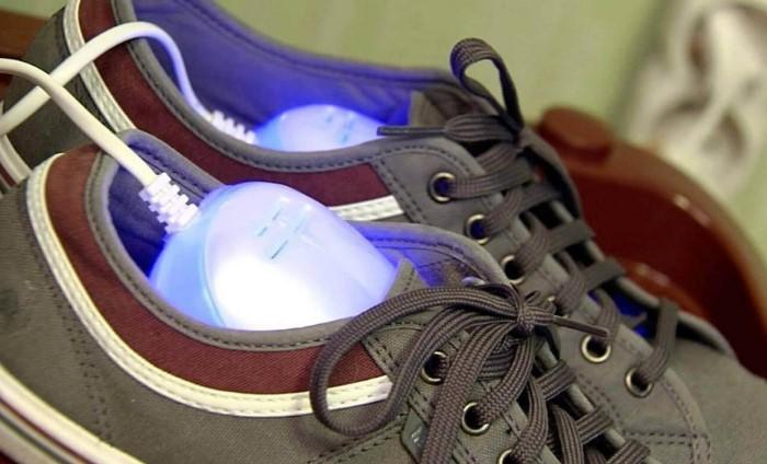 Ультрафиолет предотвращает возникновение грибка и развитие бактерий / Фото: poleznii-site.ru