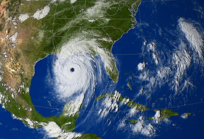 Редчайший тропический циклон обрушился на берега Бразилии в 2004 году / Фото: townsquare.media