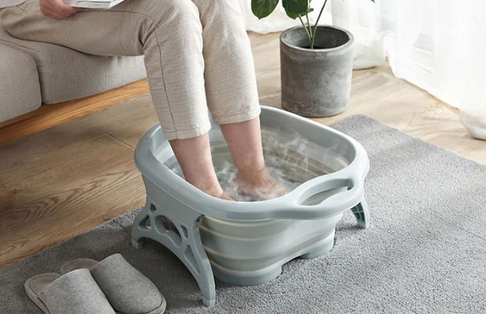 Делайте ванночки для профилактики грибка и потливости ног / Фото: ae01.alicdn.com
