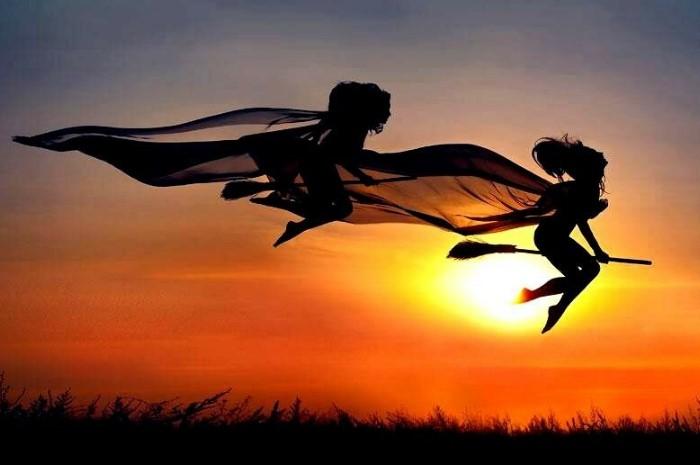 Вещества из мази попадали в организм через слизистые, вызывая галлюцинации, а вместе с ними и ощущение «полета» / Фото: liveinternet.ru