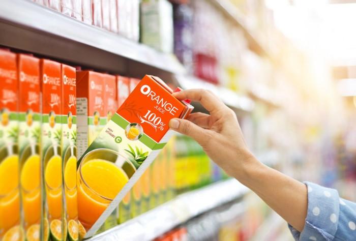 Не стоит брать в магазине первый попавшийся сок, сперва прочтите состав