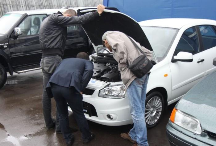 Автомобиль - это не роскошь, а комфортный способ передвижения