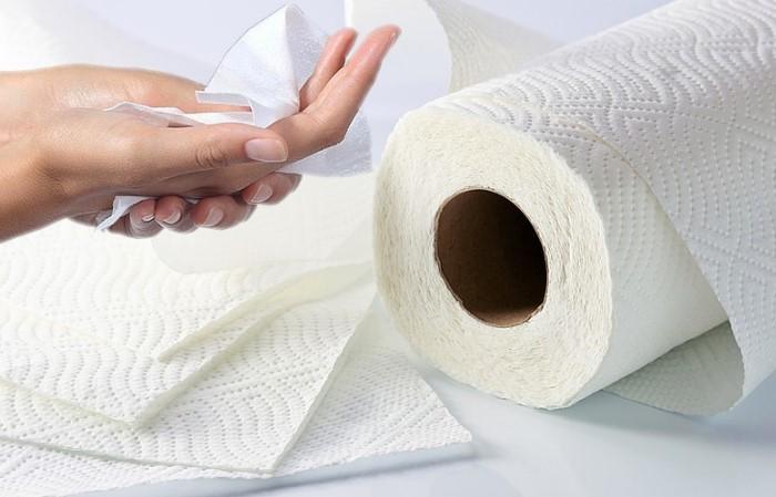 Рациональное использование полотенец - помощь бюджету и экологии / Фото: servia.com.ua
