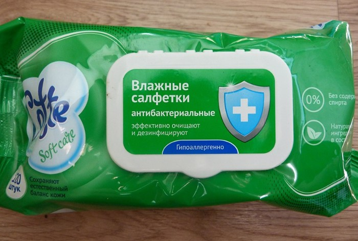 Салфетки увлажнят ткань и снизят статическое напряжение / Фото: irecommend.ru