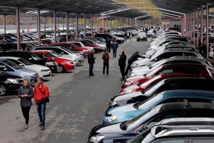 На вторичном рынке широкий ассортимент автомобилей на любой вкус / Фото: a.d-cd.net