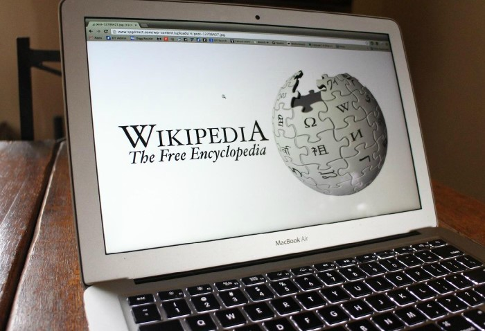Wikipedia состоит из двух слов: гавайского wiki и английского encyclopedia / Фото: hsto.org