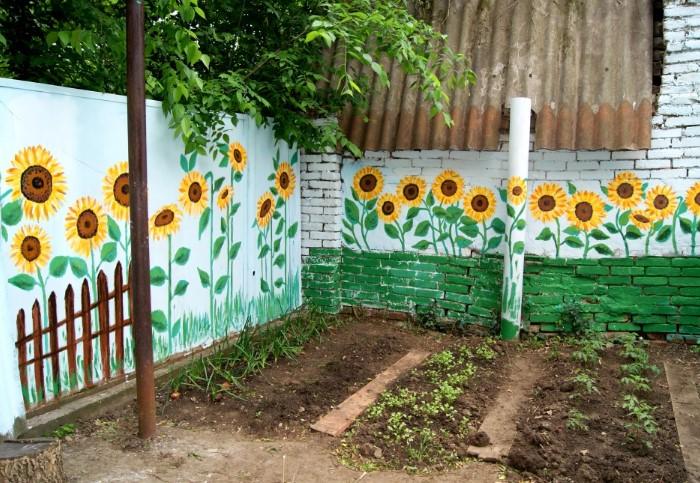 Рисовать лучше всего силиконовыми, акриловыми, алкидными красками или масляными эмалями / Фото: 3.bp.blogspot.com
