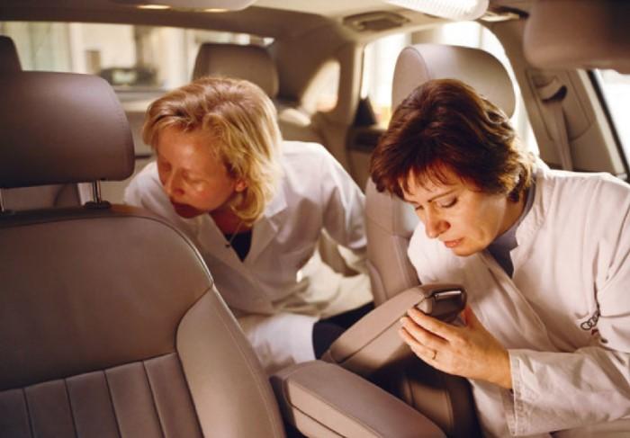 Специалисты из Калифорнийского университета провели исследование на тему опасности машинных ароматов / Фото: family-auto.ru