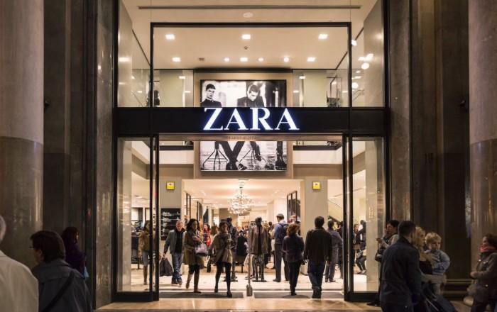 После нескольких трансформаций получилась всем известная ныне Zara / Фото: styleinsider.com.ua