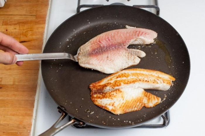 Ошибки в приготовлении рыбы мешают довести блюдо до идеала