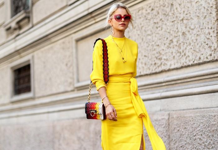 Запрет на желтый цвет стал одним из способов борьбы с оппозицией / Фото: wordpress.thezoereport.comi.pinimg.com
