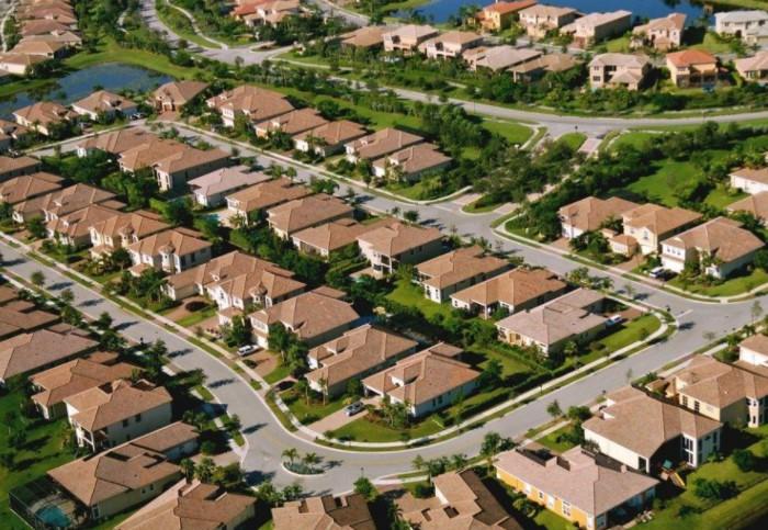 Чтобы улицы выглядели как на картинке, внешний вид домов четко регламентируется / Фото: ardexpert.ru