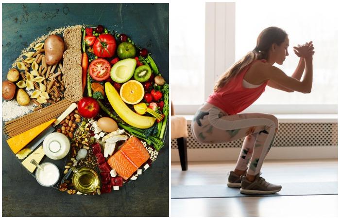 Сбалансированное питание, здоровый сон и физическая активность - залог хорошего иммунитета