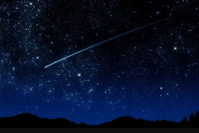 Метеорит - это части космического тела, упавшего на Землю, а метеор - светящийся в атмосфере след после сгорающего объекта / Фото: phonoteka.org
