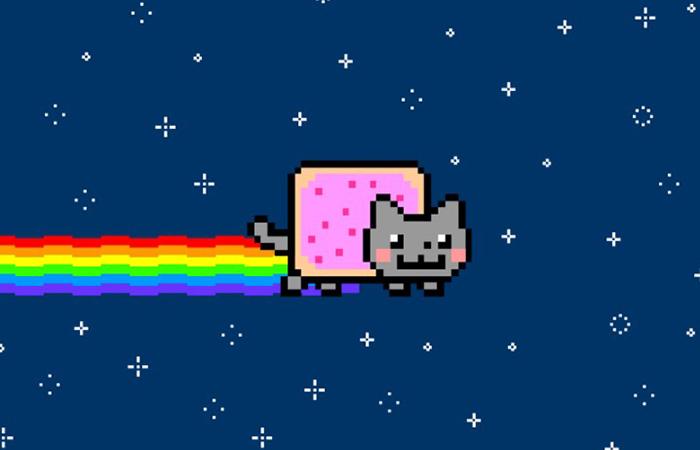 Nyan Cat. |Фото: myseldon.com.