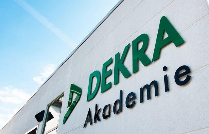 DEKRA - германская компания по инспекции транспортных средств, основана в 1925 году