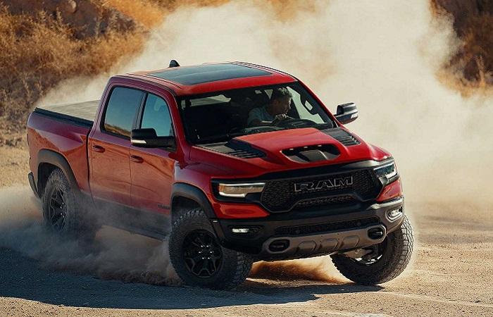 Dodge Ram – ощущение свободы в каждом повороте руля/ Фото: gt-news.ru