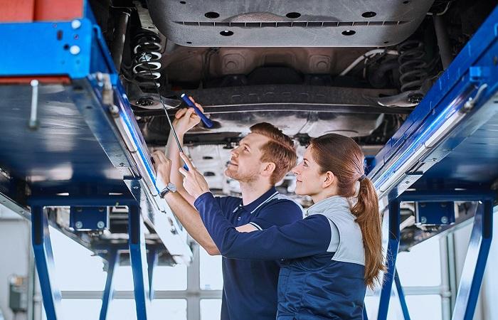 TUV - организация по техническому надзору за автомобилями