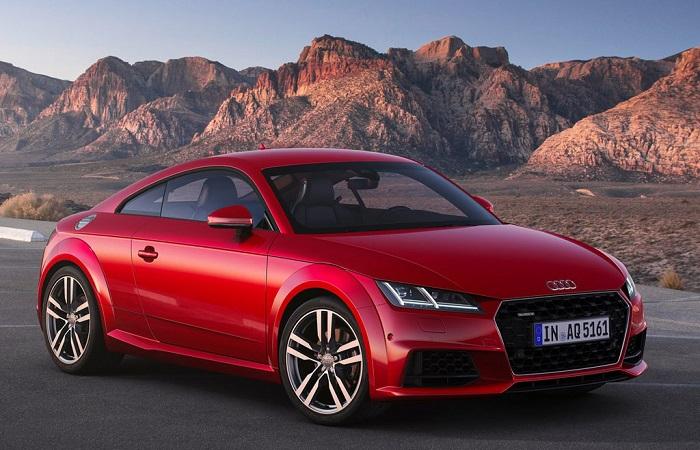Audi TT - надежное спортивное купе