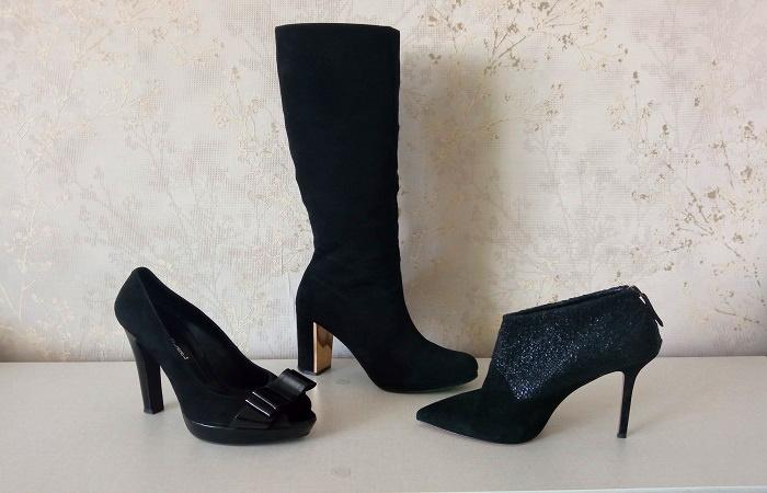 Замшевая обувь стильная и комфортная / Фото: novate.ru